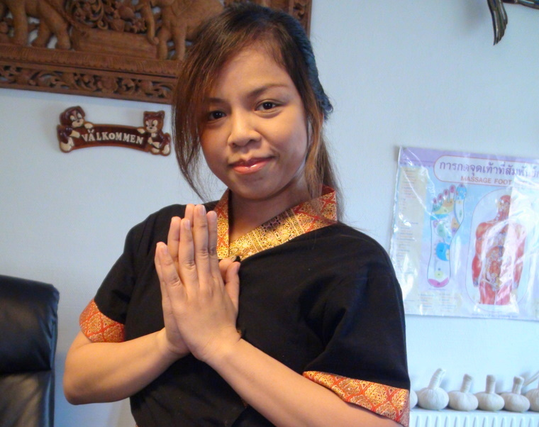 thai massage hvam gratis pono